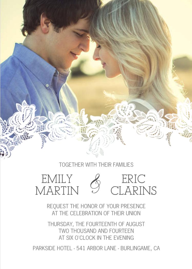 Wedding Invitations Design Software Free Download Whenever Wedding Dress Wedding Invitations With Pictures Photo Wedding Invitations Create Wedding Invitations