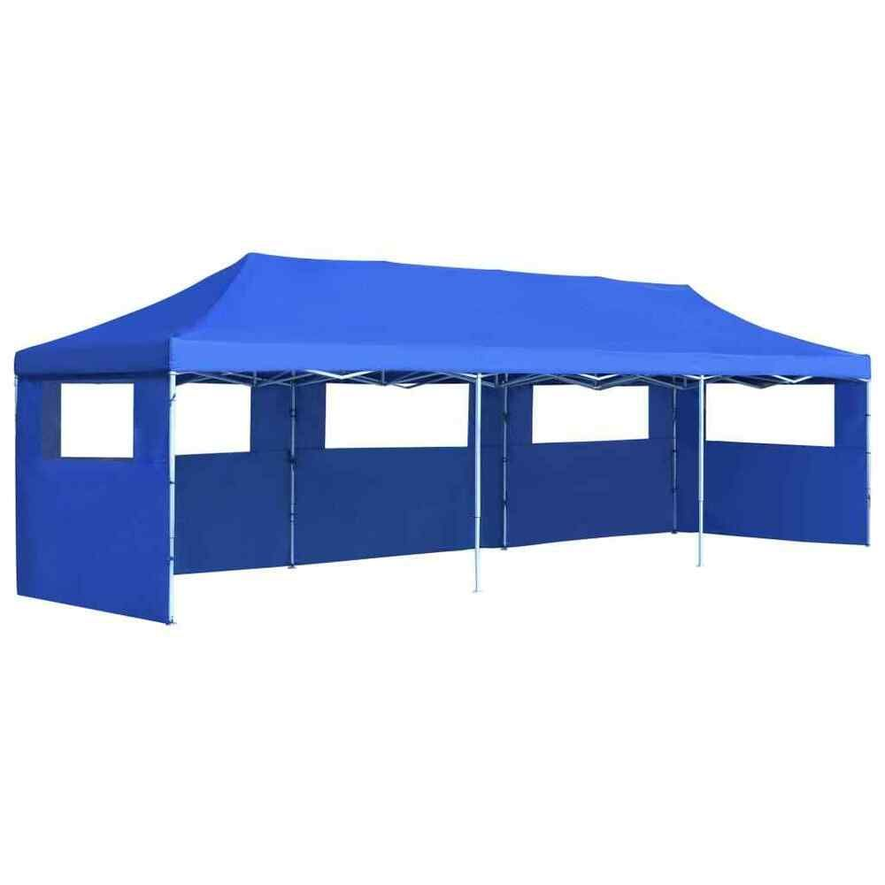 eBay #Sponsored vidaXL Tente de Réception Pliable 5 Parois ...