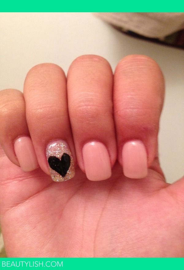 NAILS | Cute simple nails | Lydia O.'s Photo | Beautylish - NAILS Cute Simple Nails Lydia O.'s Photo Beautylish NAILS