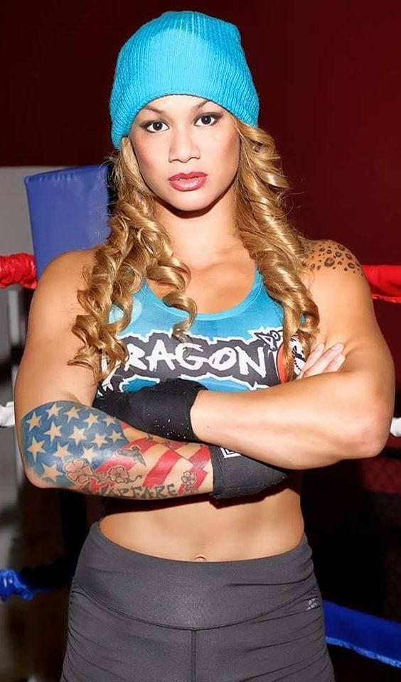 Deadly wrestling female