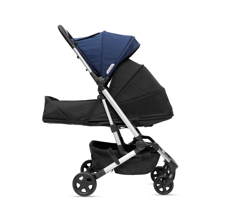 The Compact Infant Kit Black Diaper backpack, Infant