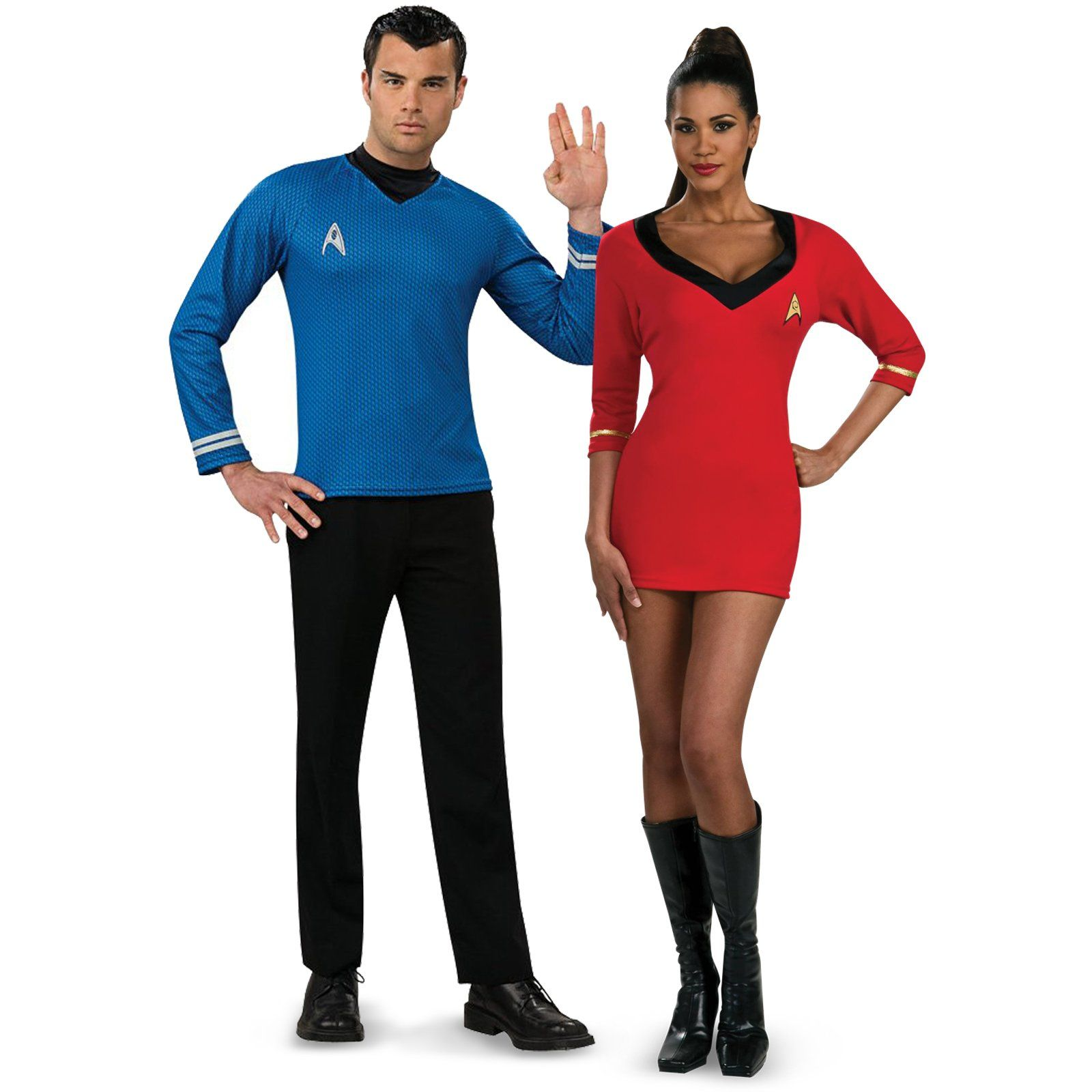 star trek movie blue shirt adult costume | pinterest | costumes
