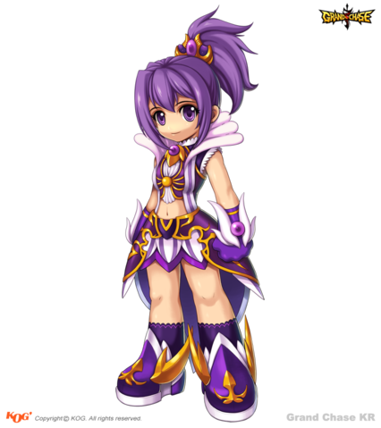 Arme Battle Mage | Grand Chase | Battle mage, Character ...