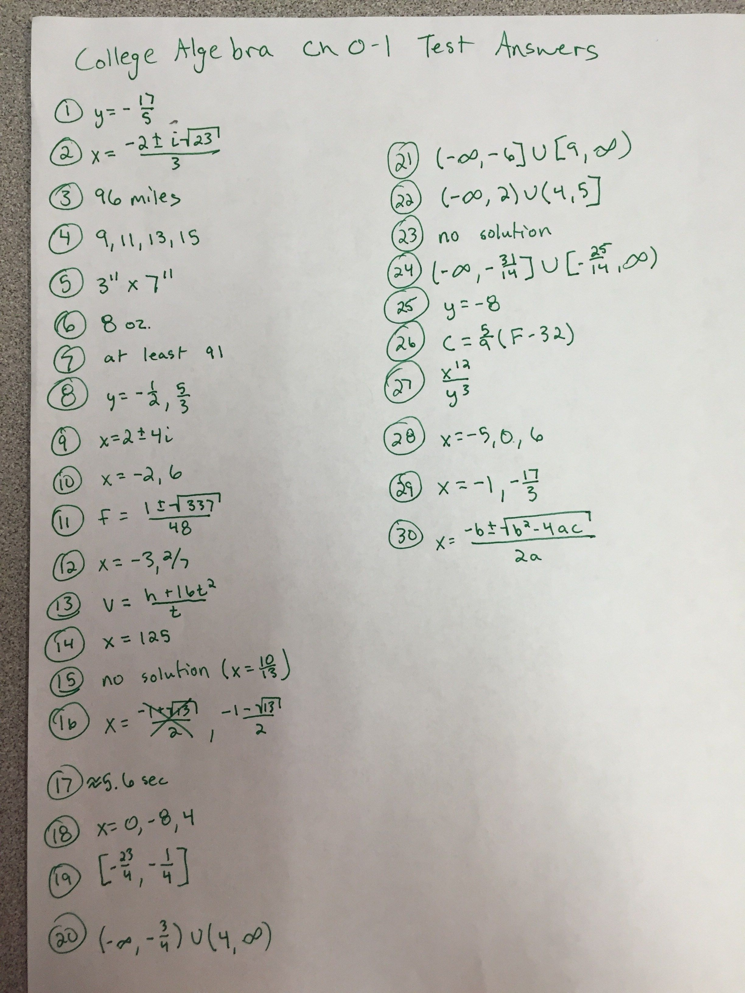 55 Math Worksheets Algebra Images With Images