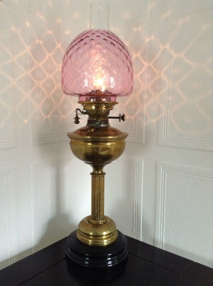 Rare Antique Victorian 1800 S Hinks S Co Benetfink Oil Lamp No2 Duplex Brass Ebay In 2020 Lamp Oil Lamps Antique Hurricane Lamps