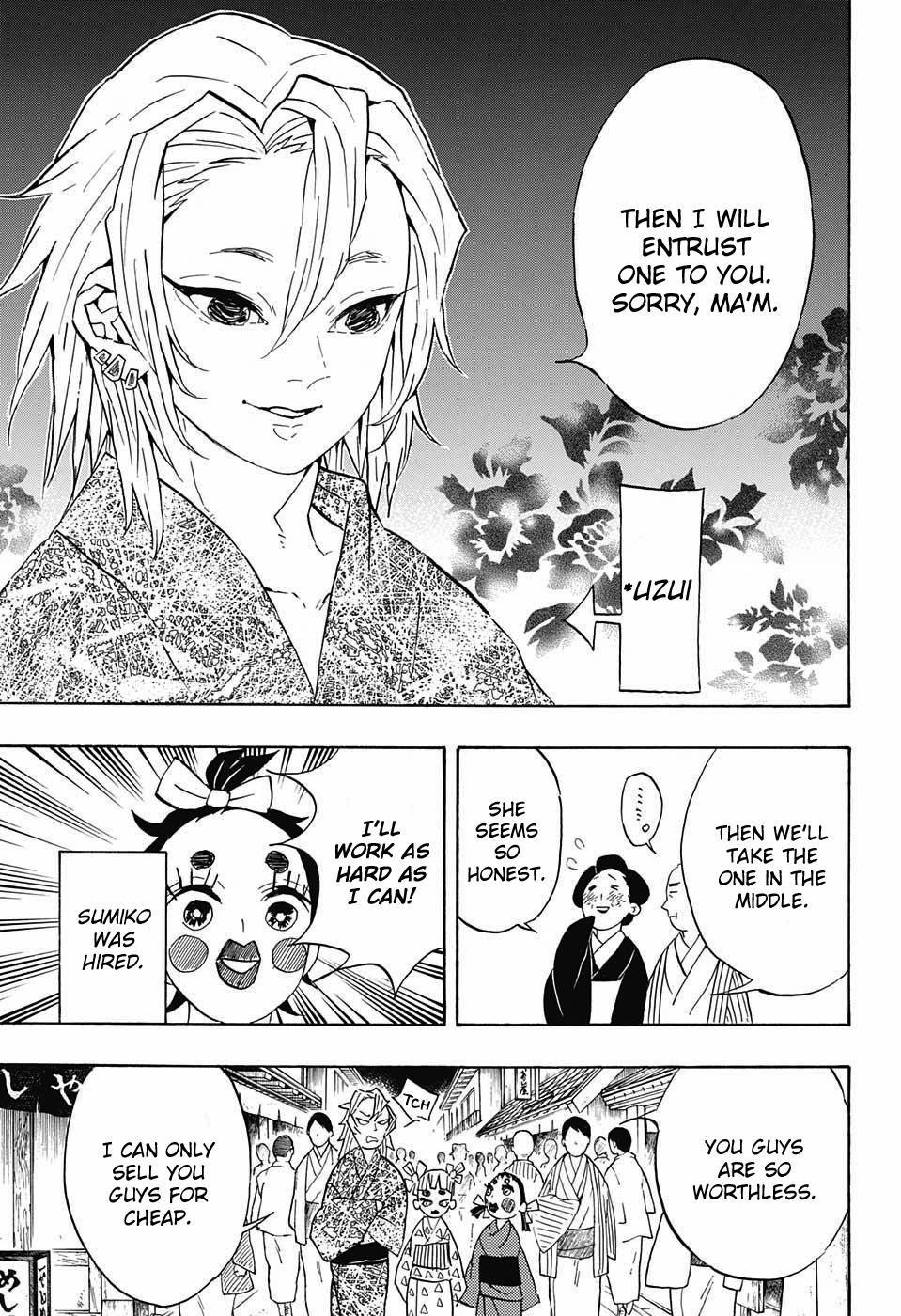 Demon Slayer Kimetsu No Yaiba Chapter 71 2020