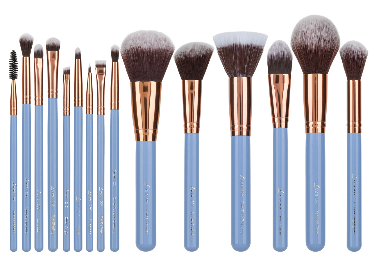 Luxie Dreamcatcher Brush Set Makeup Brush Set Brush Set Eye Brushes