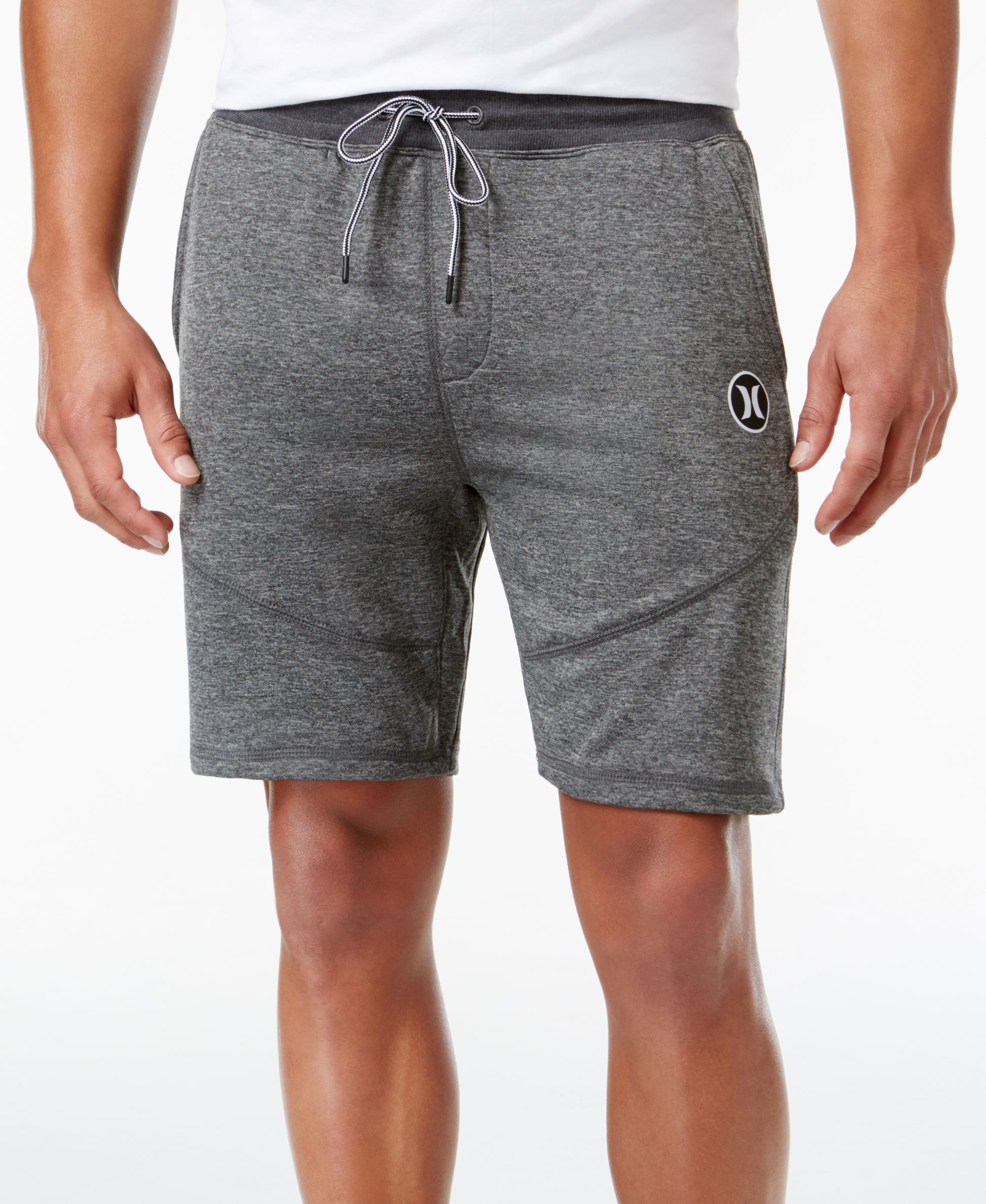 Hurley Men s Dri-Fit Radiate Fleece Shorts More f77724e77e2