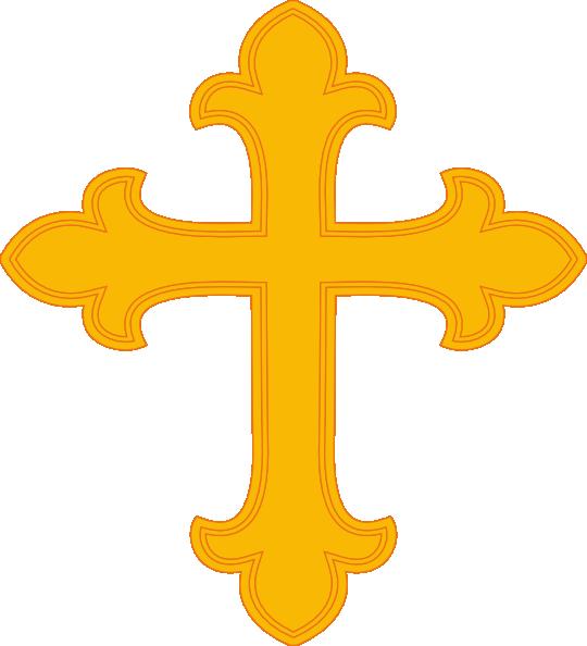 Vector Clip Art Online Royalty Free Public Domain Cross Art Cross Clipart Clip Art