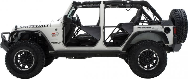 Jeep Unlimited With Tubular Doors Jeeps Jeeps And More