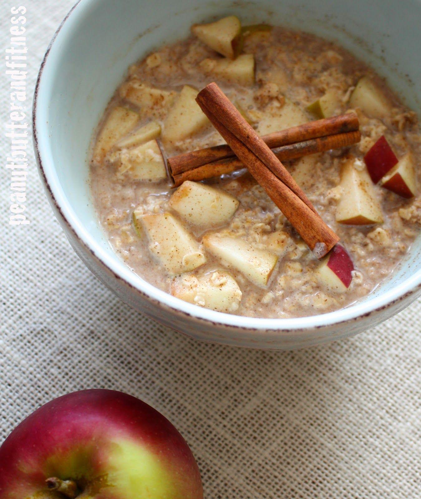Apple cinnamon oatmeal cinnamon oatmeal apple cinnamon