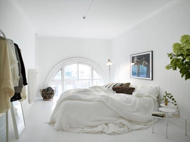 Chambre scandinave réussie en 38 idées de décoration chic! | Chambre ...