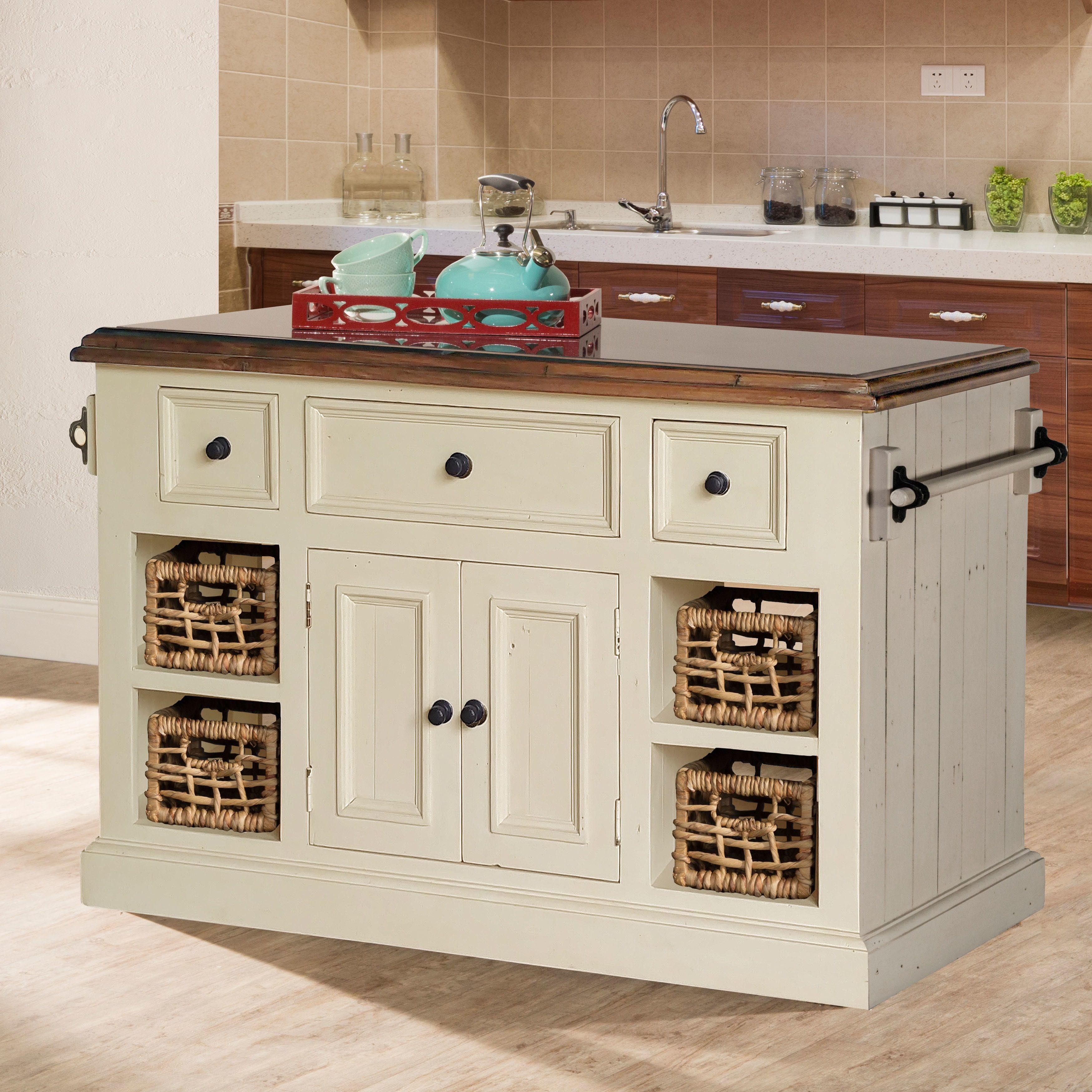 Overstock Com Online Shopping Bedding Furniture Electronics Jewelry Clothing More Kitchen Tops Granite Antique Kitchen White Kitchen Island