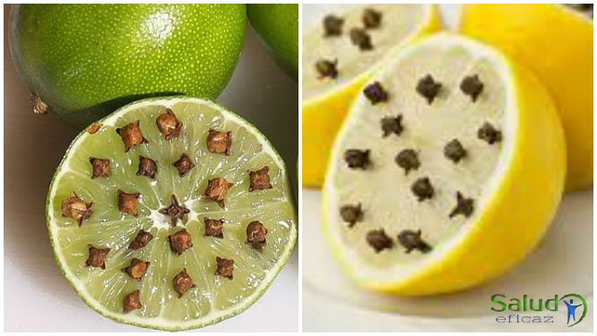 No Vas A Poder Creer Lo Que Lograrã S Al Combinar El Limã N Con El Clavo Natural Repellent Natural Health Tips Mosquito