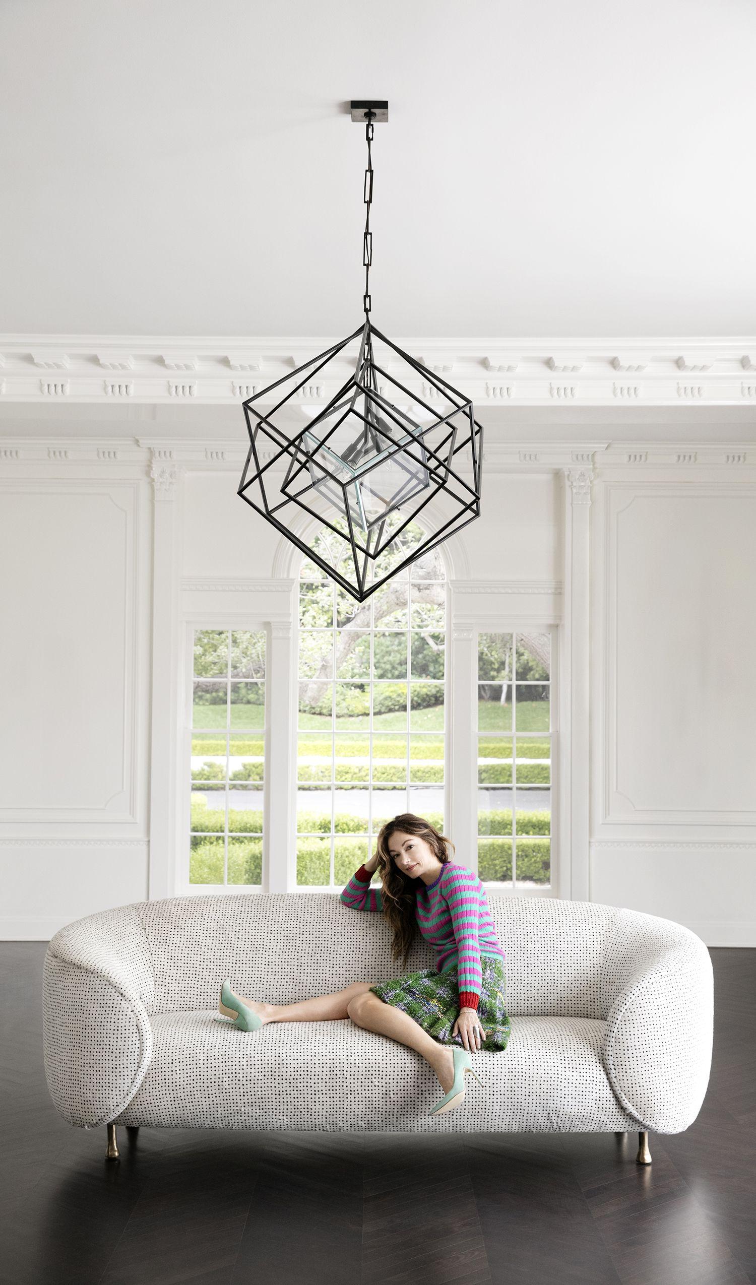 Magnificent Cubist Large Chandelier In 2019 High Ceiling Living Room Spiritservingveterans Wood Chair Design Ideas Spiritservingveteransorg