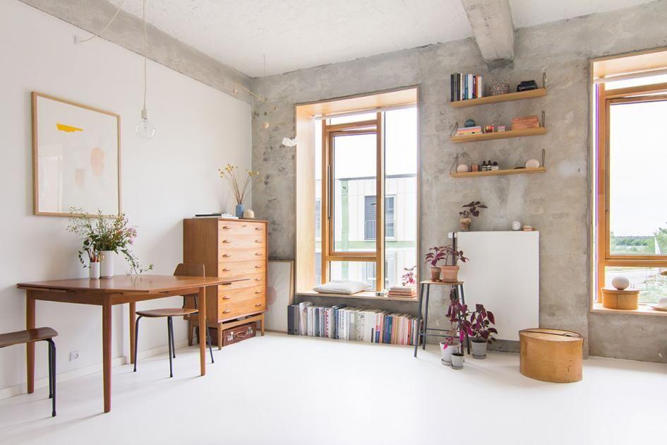 Clever wohnen auf 25 qm Wohnen, Wohnung einrichten und