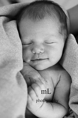 mL photography: one little newbie