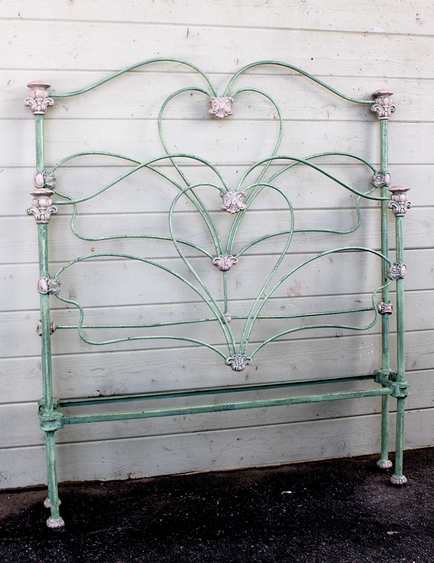 Antique Iron Beds By Cathouse Beds Antique Iron Beds Iron Bed Iron Twin Bed