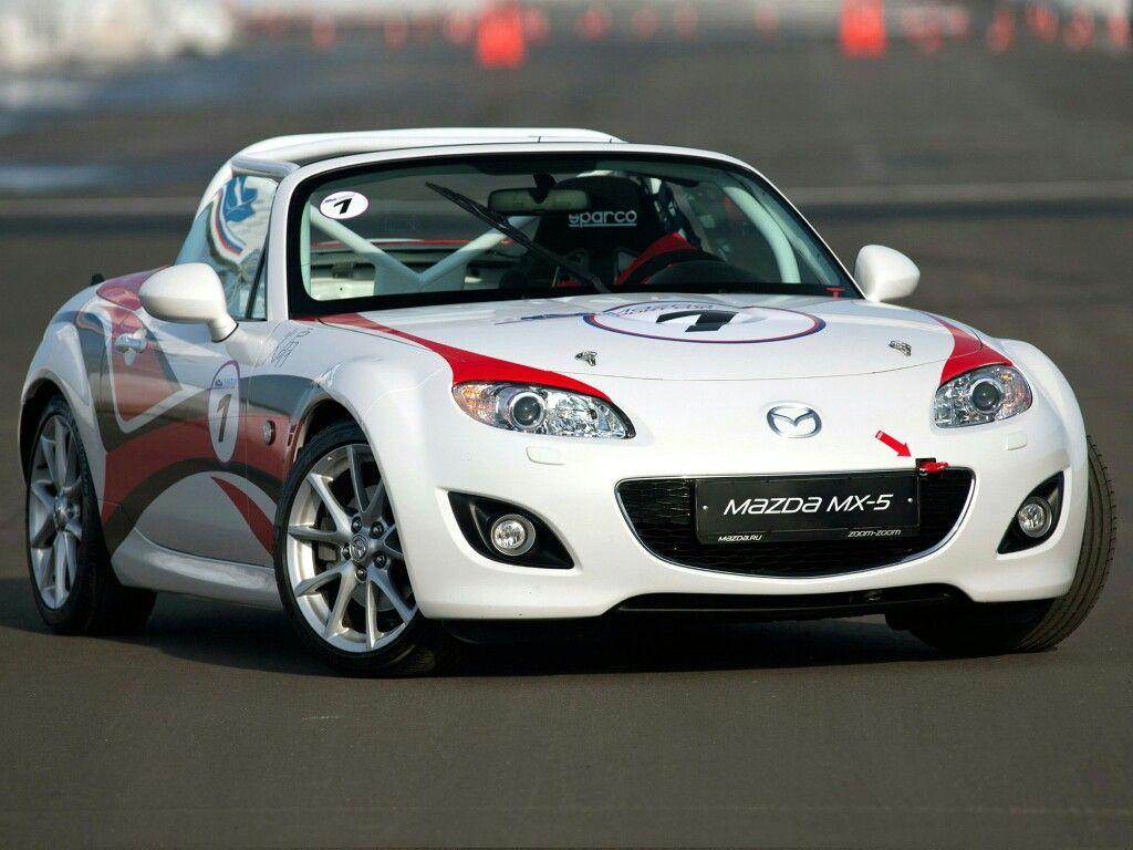 Mazda Mx 5 Nc All Racing Cars With Images Mazda Mx5 Mazda