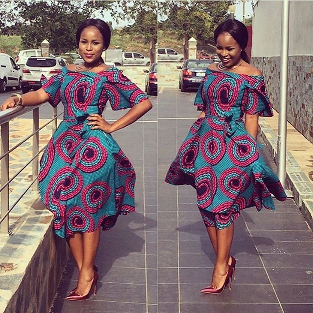 Super Stylish Ankara Gowns We Have Selected For You - Maboplus ...