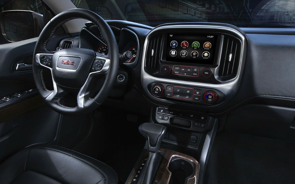 2014 Gmc Terrain Interior Dimensions Gmc Canyon Gmc Gmc