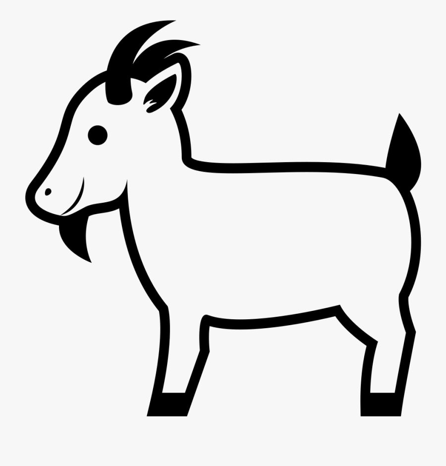 Emoji Smiling Goat Goat Whisperer Sticker By Roarr Goats Emoji Poster Wall Art