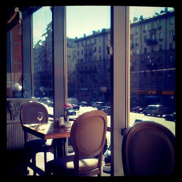 Pizza Express on the Bol. Sadovaya Str.