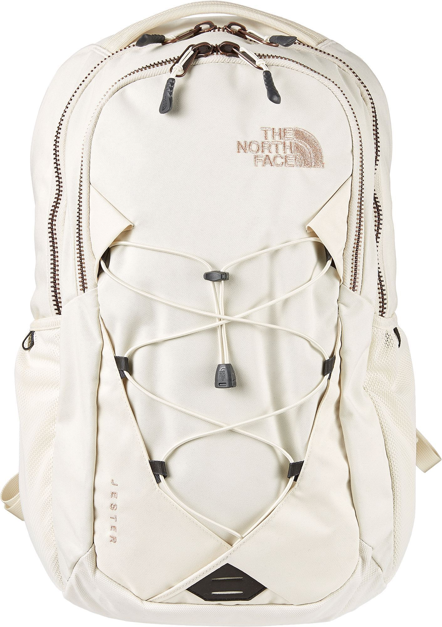 4113ee3ffc5 The North Face Women's Jester Luxe Backpack, Vintage White/Rose Gold  #backpackhandbags