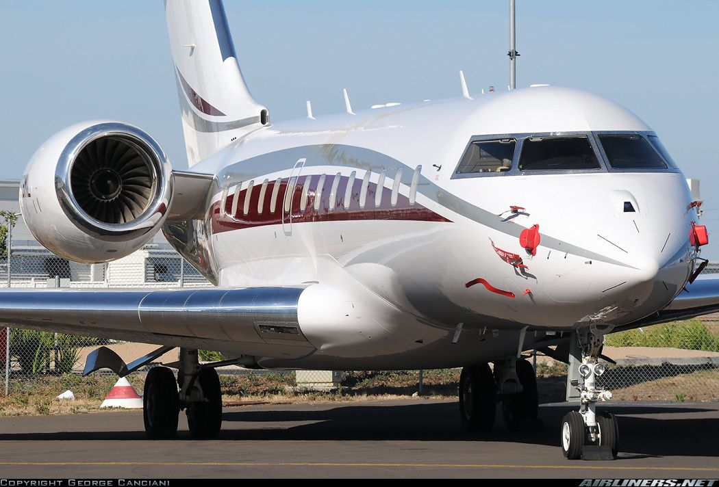 Bombardier Global 5000 (BD7001A11) aircraft picture