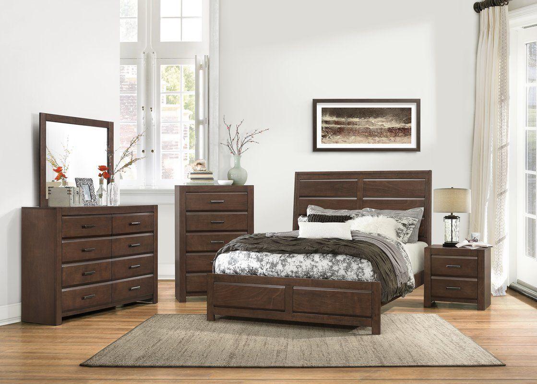 Mccarver Standard Configurable Bedroom Set   Wood bedroom ...
