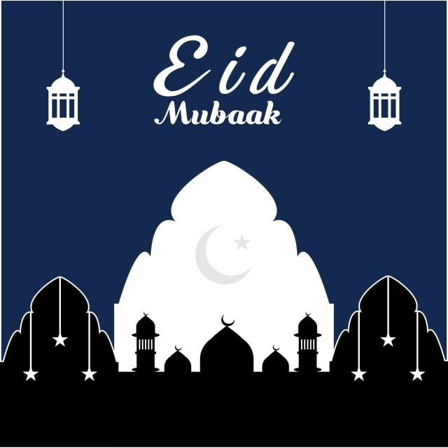 Eid Mubarak Design Vector Eid Mubarak Vector Png And Vector With Transparent Background For Free Download Eid Mubarak Card Illustration Eid Mubarak Greetings