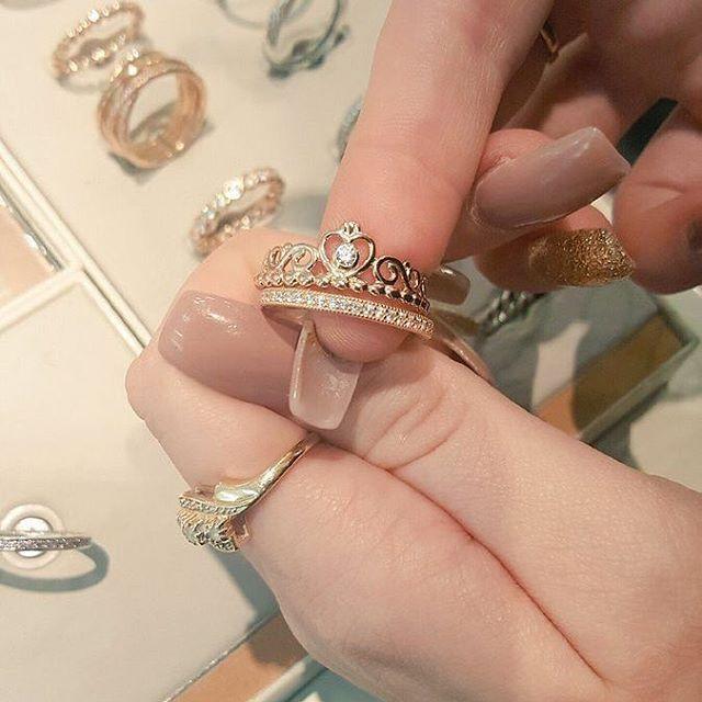 8b54f6f83 Dreams of PANDORA Rose My Princess Tiara Ring. #PANDORATexas #PANDORARose  #PANDORArings
