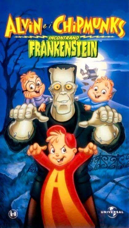 Ver Online Alvin Y Las Ardillas Conocen A Frankenstein Espanol