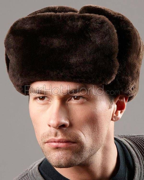 The Sheared Beaver Russian Trooper Hat for Men in 2019  a4f2b1e67b78