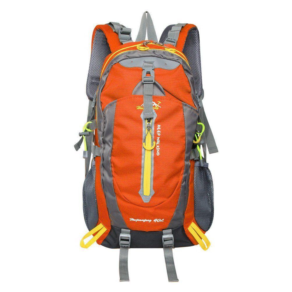 PioneerHiker 40L Casual Lightweight Water-resistant Hiking ...