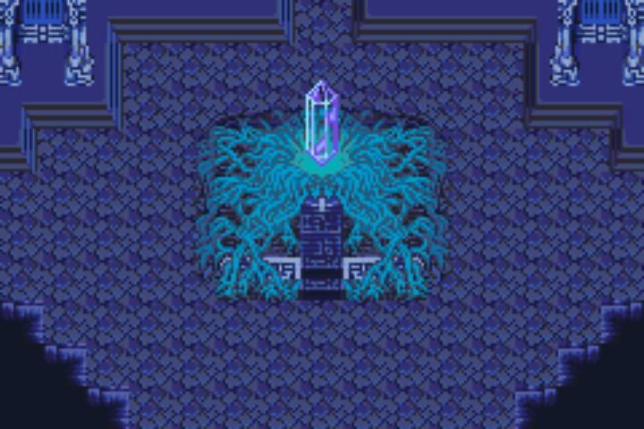 Image Result For Final Fantasy 5 Crystal Room Crystal Room