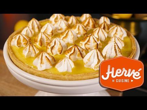 Recette facile de la tarte au citron meringu e recette - Herve cuisine tarte citron ...