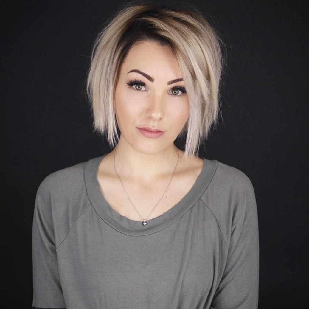 Found On Bing From Www Hairstylesamples Com Short Hair Styles For Round Faces Short Straight Hair Hair Styles