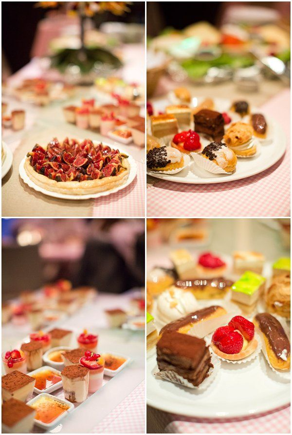 French Wedding Food Catering Photography Caught The Light Via Style