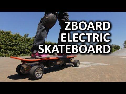Electric Skateboard San Francisco