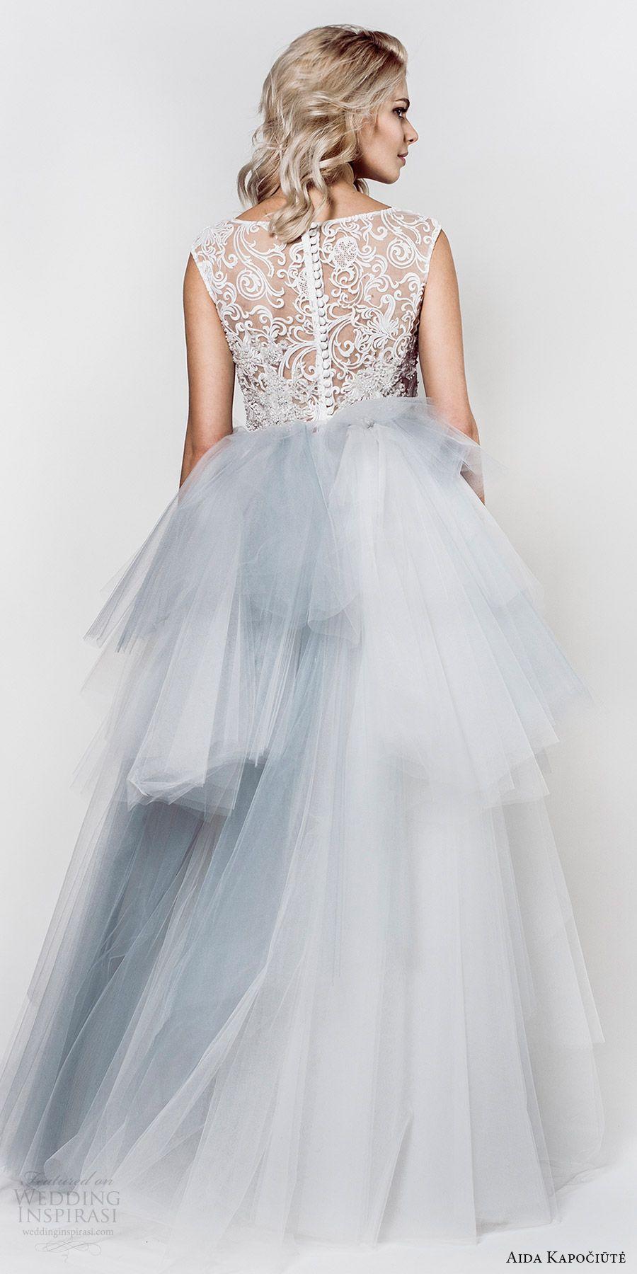 Aida kapociute wedding dresses pinterest light blue color
