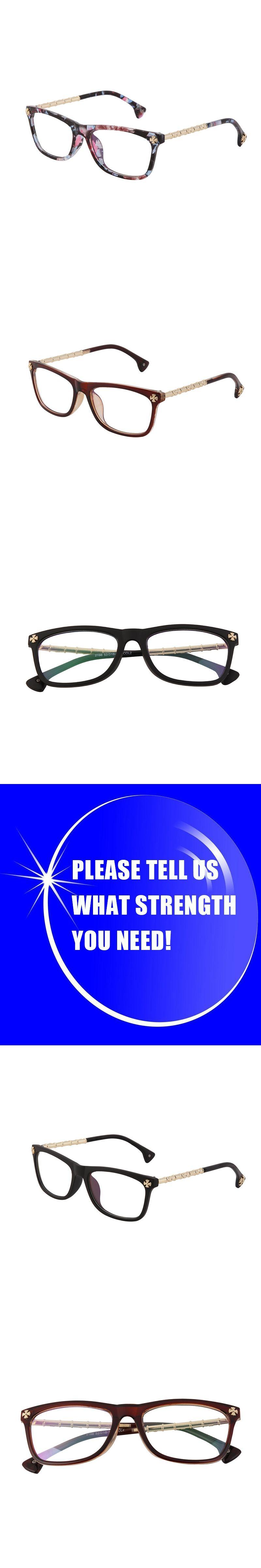 de2c53023c00 Computer Radiation Myopia Nearsighted Glasses Mens Womens Fashion Eyewear  -0.50 to -6.0 Lens Shortsighted Anti Blue Ray Lenses