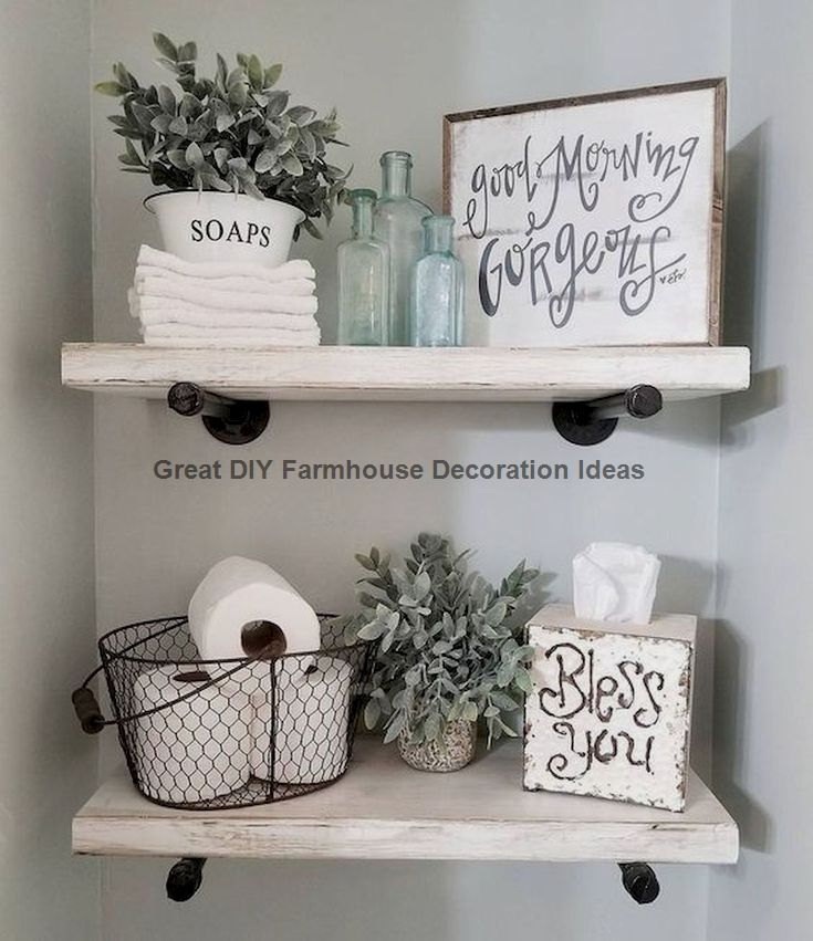 12 Fantastic Farmhouse Decor ideas12 Fantastic Farmhouse Decor ideas #diy