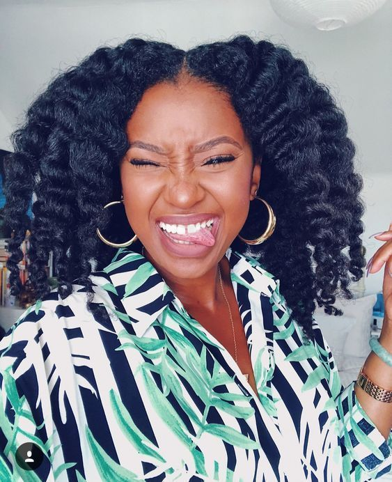 The Natural Hair Cheat Sheet - Your Guide to Longer Hair #naturalhairupdo