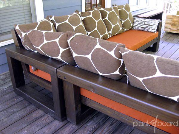 Furniture   Atlanta, Georgia Contemporary Outdoor Patio Furniture (custom  And Handmade) | Planku0026board