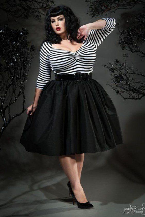 Fall Cocktail Plus Size Dresses 2018 - PlusLook.eu ...