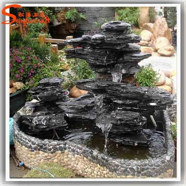 China Factory Wholesale Plastic Water Fountain With Water Fountain