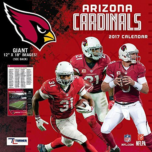 Arizona Cardinals Desk Calendar Arizona Cardinals Cardinals Cardinals Team