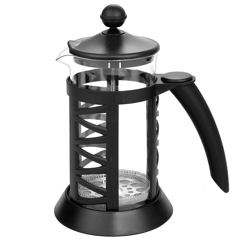 Noeler cups french press tea u coffee maker for owl