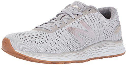 New Balance Women's Fresh Foam Arishi v1 Running Shoes, Light Grey, ...